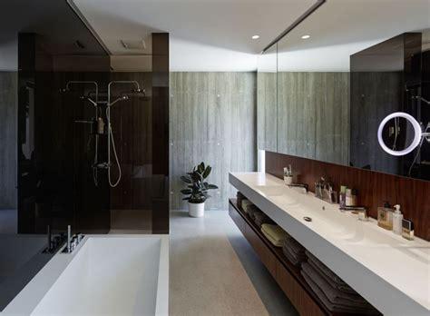 Modern Spa Bathroom by Californian Coastal Style And Iconic D 233 Cor Define Austrian