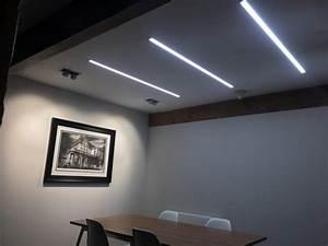 recessed, led, linear, lighting, stl278