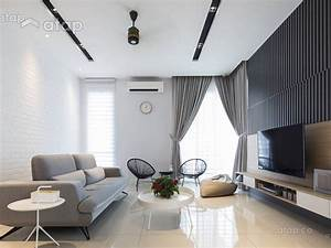 Modern And Spacious Living Room Ideas For The Malaysian