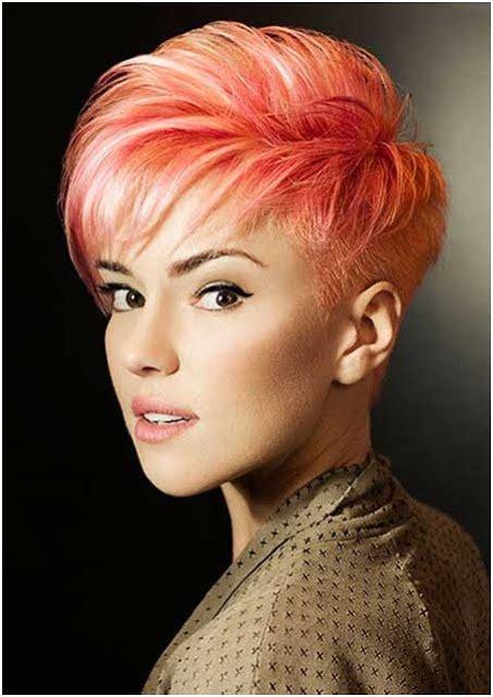 crazy colors  short hair  haircut web