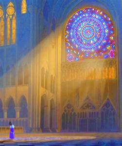 Art Concept Paris : esmeralda within the cathedral concept art from disney 39 s ~ Premium-room.com Idées de Décoration