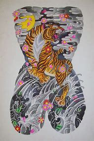 Best Japanese Tiger Tattoo Ideas And Images On Bing Find What