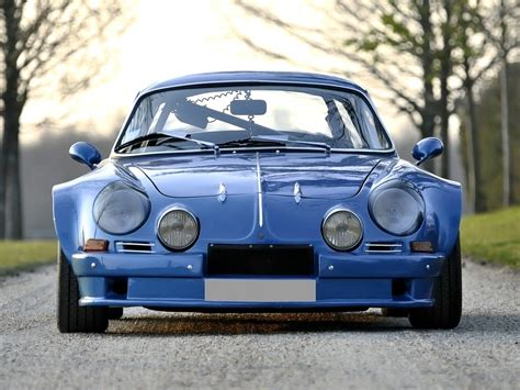 Renault A110 by Renault Alpine A110 Picture 91216 Renault Photo