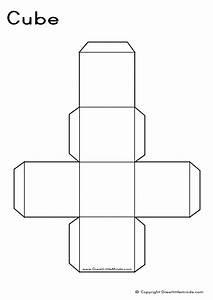 geometry net templates - printable printable 3d shape template for teachers