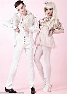 Real-Life Barbie and Ken for Barbie-Inspired Photoshoot ...