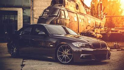 Wallpapers Bmw E90 Helicopter Concave Deep