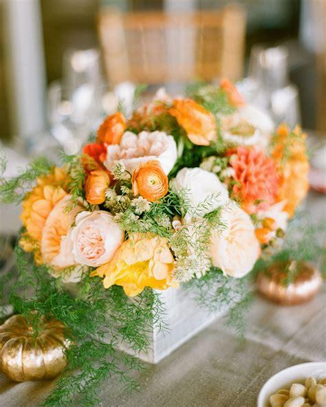 wedding flowers reception centerpieces  season