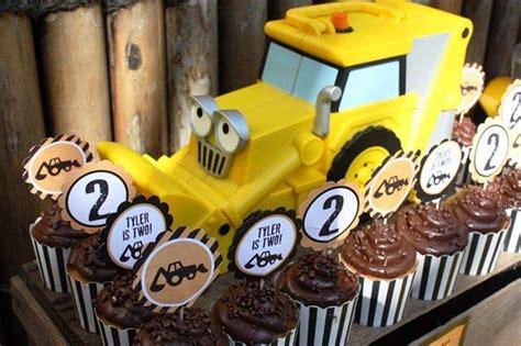 construction truck themed 1st birthday party planning ideas construction truck birthday party via kara 39 s planning