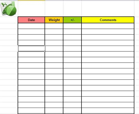 Weekly Weight Loss Chart Template by Printable Weight Loss Journal Weight Loss Journal