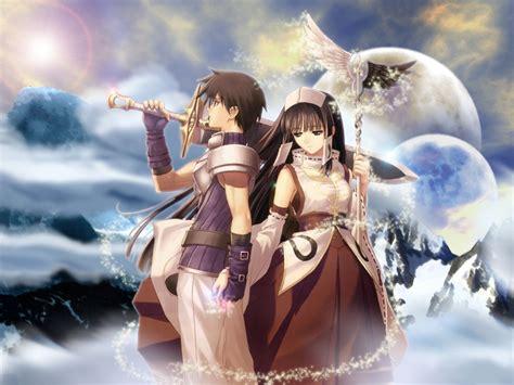 Wallpaper Anime Romantis - wallpapers anime taringa