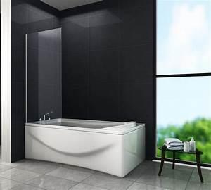 Duschtrennwand Badewanne Glas : 140 cm designer haltestange f r duschw nde glasdeals ~ Michelbontemps.com Haus und Dekorationen