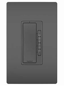 Legrand Rt2 White Radiant 5 Button Digital Timer Multi Way