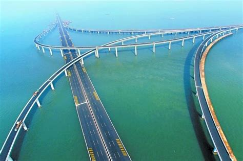 qingdao haiwan bridge pin by irene cl on travel places pinterest