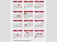 ¿En qué lugares es festivo el 1 y 2 de mayo? Puente y
