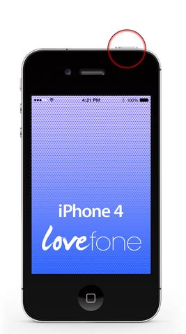 iphone  power button replacement lovefone london