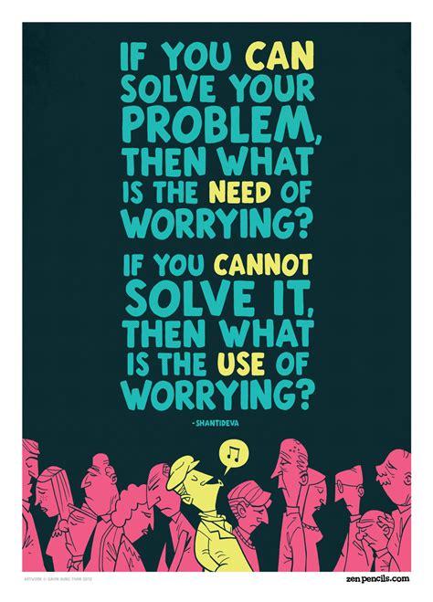 inspirational quotes  worry quotesgram