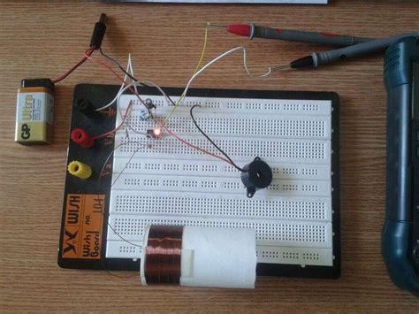 diy metal detector circuit