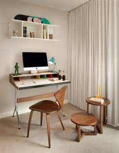 retro chairs from wood desk ideas for small rooms home
