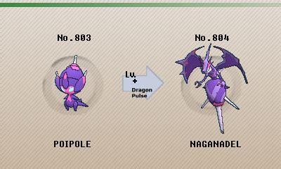 Pokémon of the Week - Naganadel