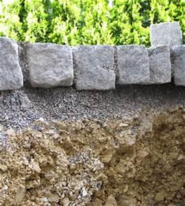 Beeteinfassung Granit Anleitung : betonpflaster richtig verlegen anleitung ~ Markanthonyermac.com Haus und Dekorationen