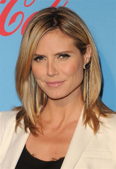 more pics of heidi klum layered cut 24 of 43 heidi