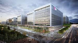 HOK Unveils Design for LG Group Research and Science Campus