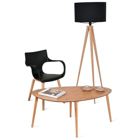 test de la chaise lot de 2 chaises design rockwood by drawer