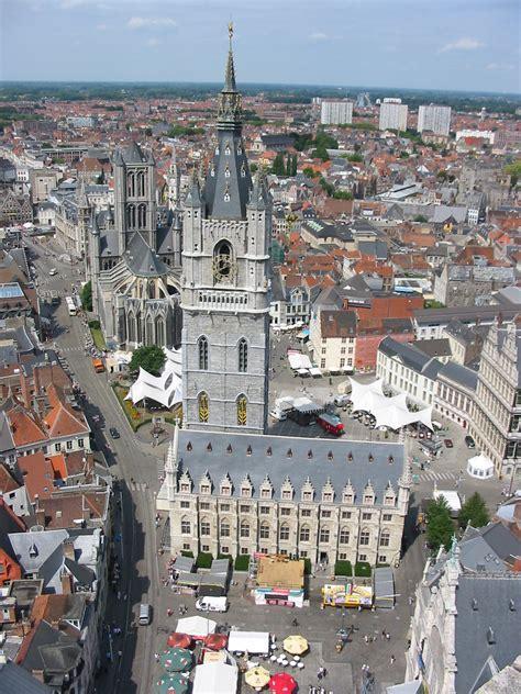 Belfry Of Ghent Wikipedia