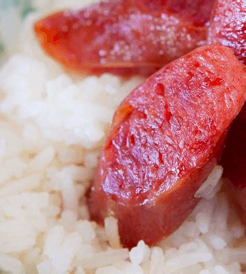 Chinese Sausage And Rice Recipe  Steamy Kitchen