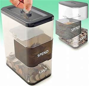 25 Cool And Creative Coin Banks