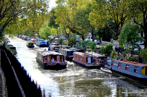 Little Venice London Boat Trip by Little Venice In London Dont Miss This Little Gem In