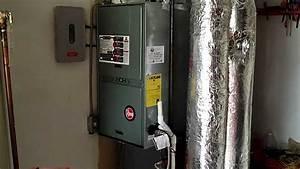 Rheem Furnace And Honeywell Zoning System In Portland