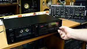 Yamaha K-540 Tape Deck Cassette Deck Vintage Hifi Stereo Yamaha
