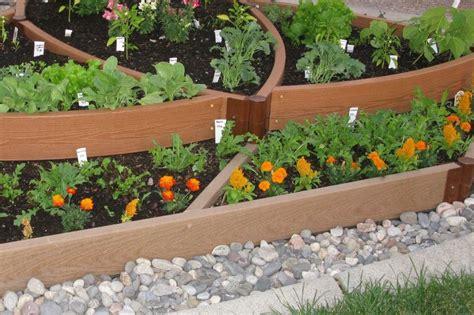 weeded backyard garden vegetable gardening and top
