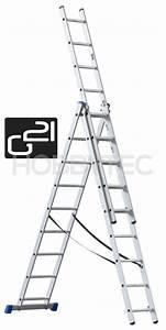 Leiter 3 Teilig : leiter 3 teilig 5 9 meter 3x9 w nde ~ A.2002-acura-tl-radio.info Haus und Dekorationen
