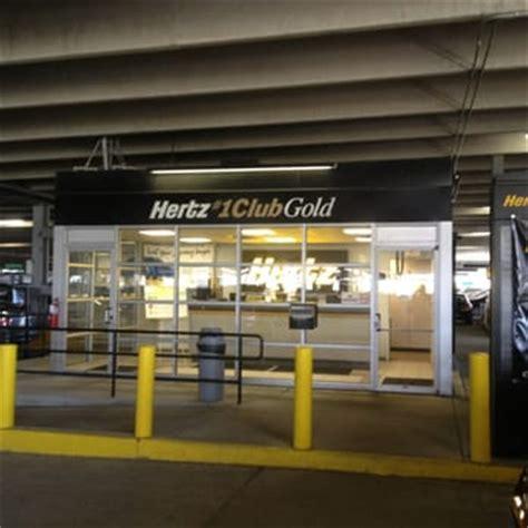 hertz rent  car  reviews car rental  airport