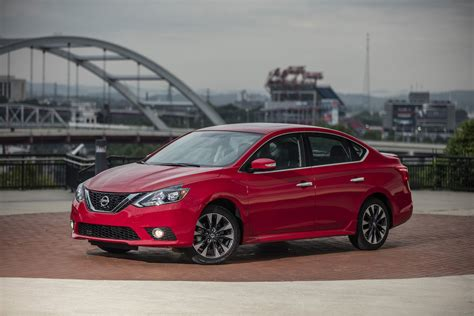 nissan sentra 2017 turbo nissan puts the fun back into the sentra with the 2017 sr