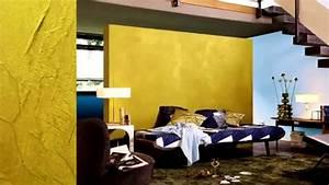 Wandgestaltung Putz Effekt : wandfarbe gold farbe wandgestaltung ostseesuche com ~ Eleganceandgraceweddings.com Haus und Dekorationen
