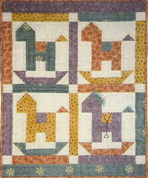rocking horse quilt patterns woodworking projects plans
