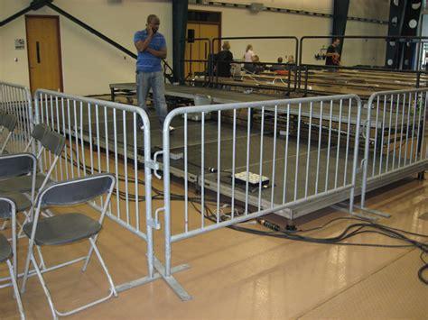 bike rack barricade crowd rental barricade rental