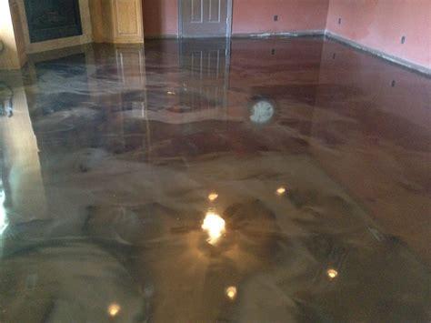 epoxy flooring on concrete epoxy over concrete floor project in bentonville arkansas harmon concrete