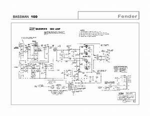 Bassman 10 Sch Service Manual Download  Schematics  Eeprom