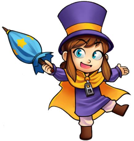 Hat in Time Characters Quiz - By ironmariodryyosh