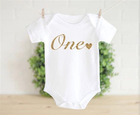 4.4 out of 5 stars. First Birthday Onesie One Onesie Birthday Baby Onesie 12 ...