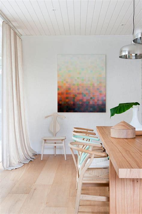 casa moderna  minimalista  detalles en colores pastel