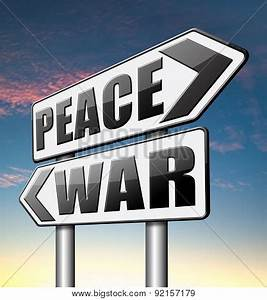 war peace love no conflict or terrorism Poster ID:92157179
