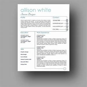127 best resume templates etsy images on pinterest for Etsy resume template