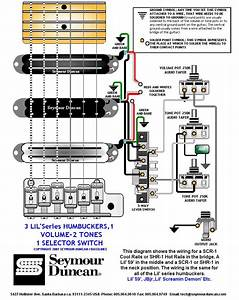 Seymour Duncan Little 59 Wiring Diagram