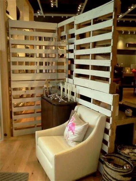 room divider ideas  wooden pallets pallets designs