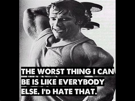 arnold bodybuilding quotes quotesgram